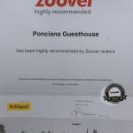 Zoover Award 2014